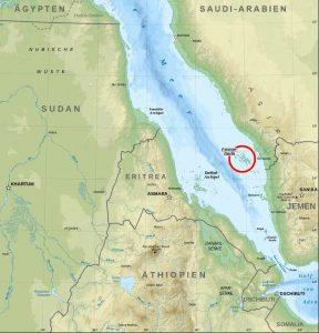 Farasan Islands Saudi Arabia - Venture Gulf